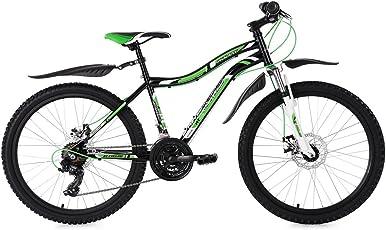 KS Cycling Kinder MTB Hardtail Phalanx Fahrrad