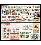 Goldhahn DDR Jahrgang 1987 gestempelt komplett Briefmarken für Sammler