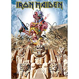Iron Maiden - Postcard Somewhere Back In Time
