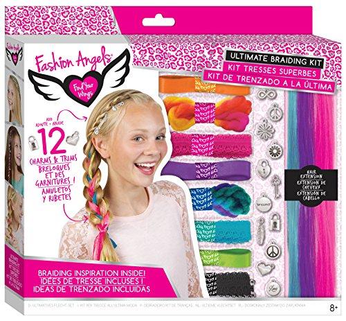 Fashion Angels 20738 Zauberhafte Haare Beautyset für Kinder