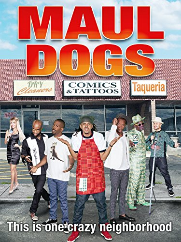 Maul Dogs Cover