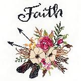Janlynn Kits de Flores fe de