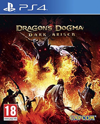 Dragons Dogma Dark Arisen HD PS4 (Dragon Dogma Dark Arisen)