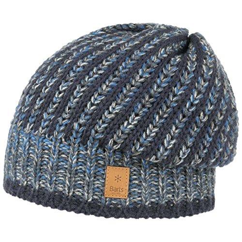 Mike Beanie Barts beanie berretti invernali a maglia Taglia unica - azzurro