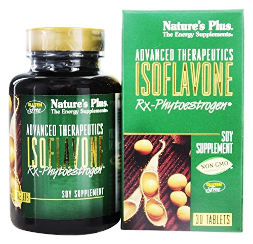 Avanzada Therapeutics, isoflavona Rx-fitoestrógeno, 30 Tabletas - Plus de la naturaleza