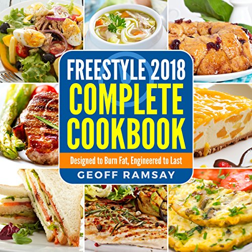 Freestyle Cookbook 2018: Designed to Burn Fat, Engineered to Last (English Edition)