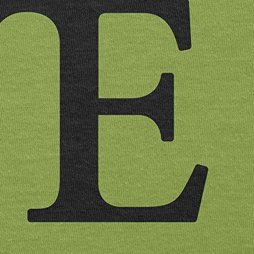 Texlab–Nightmare Love–sacchetto di stoffa Verde chiaro