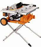 AEG 4935419265 Modell 250 K Tischkreissäge, 1800 W, 254mm, 30mm Naranja, Plata