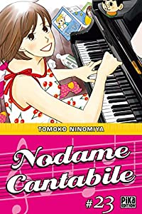 Nodame Cantabile Edition simple Tome 23
