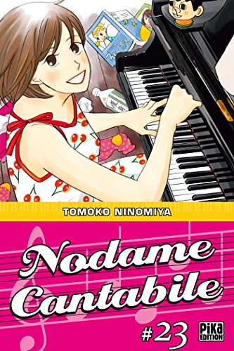 Nodame Cantabile, Tome 23 : par From Pika Edition