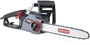 Oregon CS1400 Tronçonneuse électrique 2400W (230V) avec guide de 40cm et chaîne de tronçonneuse ControlCut