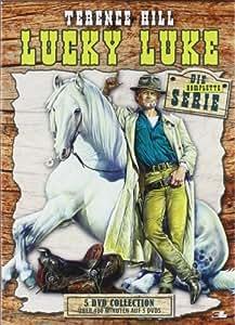 Lucky Luke - Die Serie (DVD Box) [DVD]