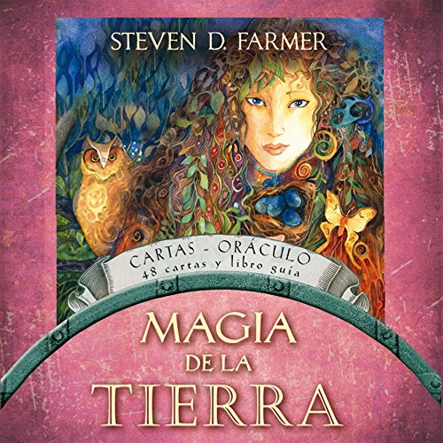 Magia de la tierra : 48 cartas oráculo y libro guía