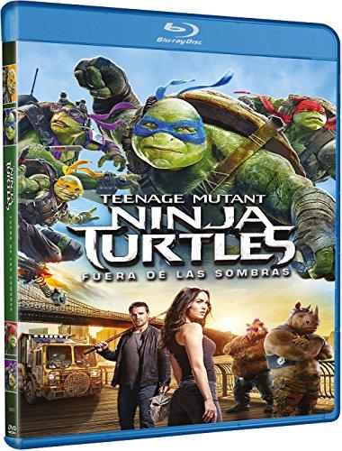 Ninja Turtles: Fuera De Las Sombras [Blu-ray]