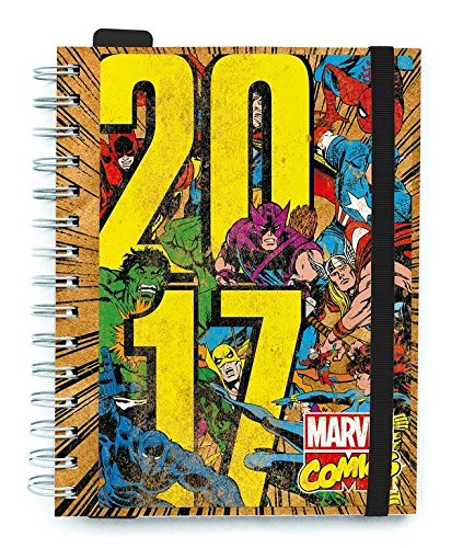 grupo-erik-editores-marvel-comics-agenda-2017-semana-vista-155-x-19-cm