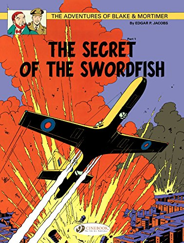 The Secret of the Swordfish. Part 1 Ruthless Persuit