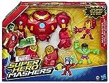 Super Hero Mashers–Figur Marvel, Hero Mashers Mash Pack, sortiert