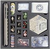 Feldherr Schaumstoff-Set für Fallout Brettspielbox für Feldherr Schaumstoff-Set für Fallout Brettspielbox