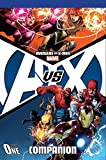 Avengers vs. X-Men Companion Book One (English Edition)