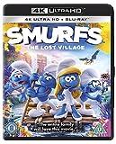 Smurfs: The Lost Village (2 Disc 4K Blu-ray & Blu-ray) [2017] [Region Free]