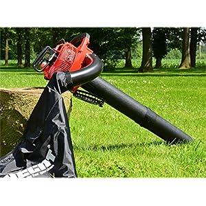 61%2B1PIYg7fL. SS300  - PETROL Garden Leaf Blower & Vacuum - Powerful 25cc Engine