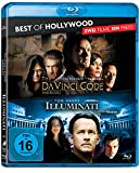 Illuminati/The Da Vinci Code - Sakrileg - Best of Hollywood/2 Movie Collector's Pack 52 [Blu-ray] -