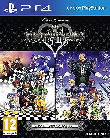 Kingdom Hearts HD 1.5 and 2.5 Remix (PS4) (New)