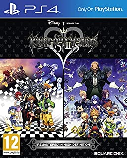 Kingdom Hearts HD 1.5 and 2.5 Remix (PS4) (B01MFFGRVP) | Amazon price tracker / tracking, Amazon price history charts, Amazon price watches, Amazon price drop alerts