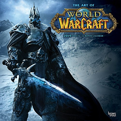 World of Warcraft 2019 Square Wall Calendar por BrownTrout