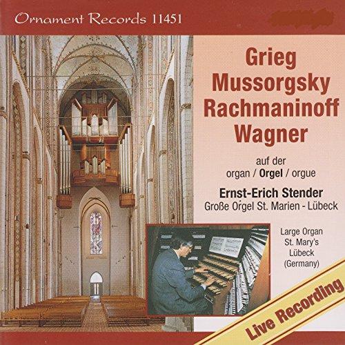 Bilder einer Ausstellung: Ballett der Küchlein in ihren Eierschalen (Organ Version, Live 06/07/2006)