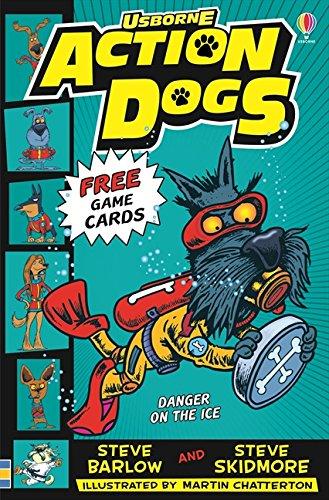 Terror in Space (Action Dogs) por Steve Barlow