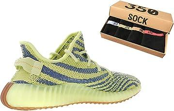 Boost 350 V2 Schuhe Herren Atmungsaktive Mesh Sneakers Damen Laufschuhe für Männer