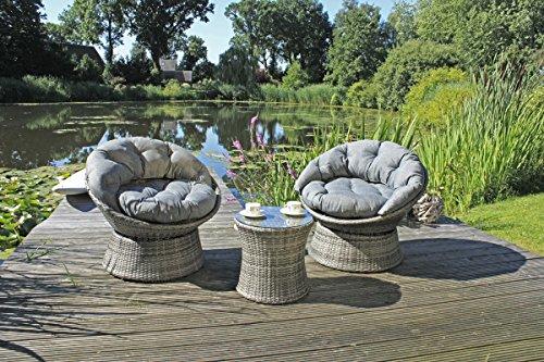 Frühling Lounge-sessel Sitz (VARILANDO Club-Set