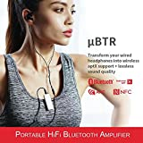 FiiO μBTR Bluetooth Receiver with Built in Mic and aptX Support