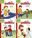 Nelson Mini-Bücher: 4er Caillou 17-20