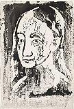 Das Museum Outlet–Pablo Picasso–Buste De Jeune femme de trois Quarts–Poster Print Online kaufen (101,6x 127cm)