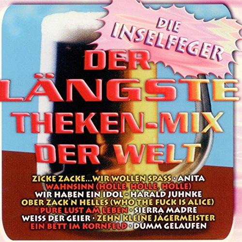 Der längste Theken-Mix der Welt