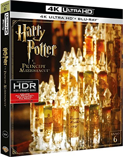 Harry Potter E Il Principe Mezzosangue (Blu-Ray 4K Ultra HD+Blu-Ray) [Italia] [Blu-ray]