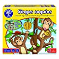 Orchard Toys Singes Coquins, 182