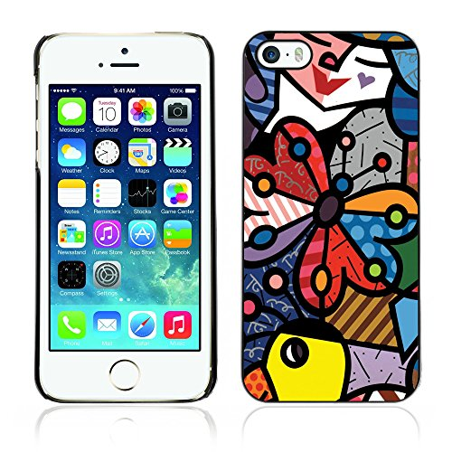 Graphic4You Mermaid Underwater Design Harte Hülle Case Tasche Schutzhülle für Apple iPhone 5 und 5S Design #4