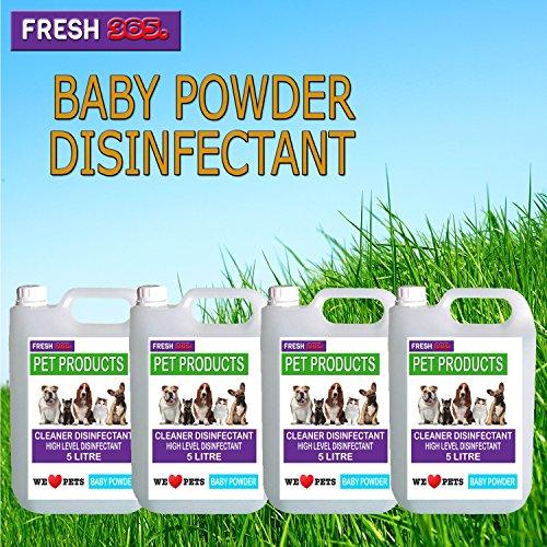 4-x-5-litres-allchem-solutions-baby-powder-fragrance-pet-kennel-disinfectant-deodoriser-free-post-
