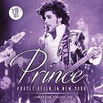 Purple Reign in New York Radio Broadc...