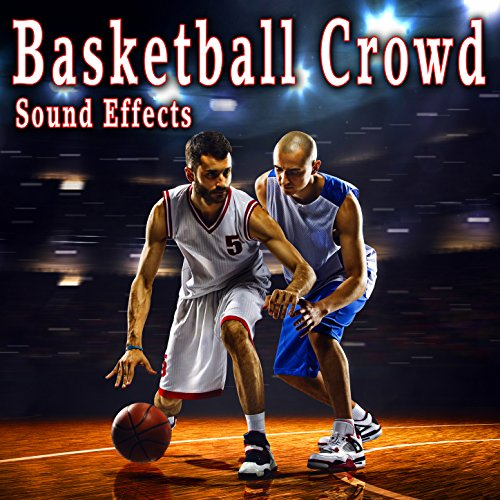 Steady, Medium Basketball Dribble by with Indoor Gym Reverb Take 2