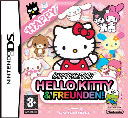 Happy Party mit Hello Kitty und Freunden (NDS) (Teen Party-einladungen)