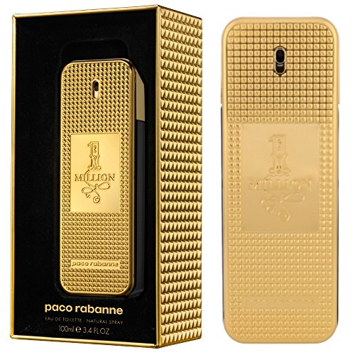 PROFUMO UOMO MAN MEN POUR HOMME PACO RABANNE ONE MILLION COLLECTOR'S EDITION 1 UOMO 100 ML 3,4 OZ 100ML EDT EAU DE TOILETTE