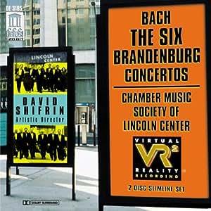 Concertos Brandebourgeois N°S. 1 A 6 [Import anglais]