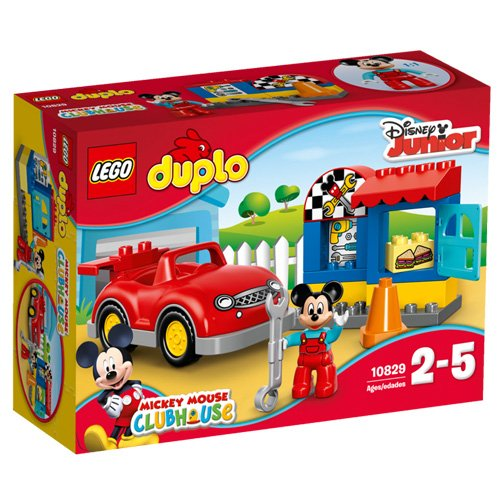 LEGO Duplo 10829 - Topolino L'Officina di Topolino