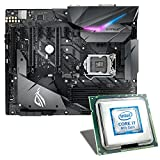 Intel Core i7-8700K / ASUS ROG Strix Z370-F Gaming Mainboard Bundle | CSL PC Aufrüstkit | Intel Core i7-8700K 6X 3700 MHz, Intel UHD 630, GigLAN, 7.1 Sound, USB 3.1 | Aufrüstset | PC Tuning Kit