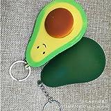 Zantec Erwachsenes langsames Rebound PU Spielzeug Avocado simulierte verringern Druck Stützkinder frühes pädagogisches Spielwaren Weihnachtsgeschenk