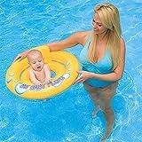 Baby-Schwimmenring-Babysitzring BB-Achselkreis-Kreis-Kindgröße doppelter schwimmender Wasserring, der Wasserversorgung spielt